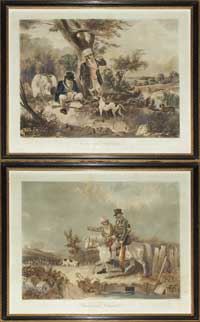 Hunt Pyall Gamekeepers