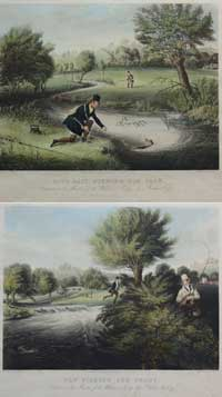 Pollard Fishing pair