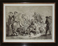 Peter Paul Rubens: Hunting Scenes - Wolf
