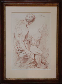 Gabriel Smith: Male Nude
