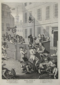 Hogarth: The Lady's Last Stake
