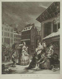 Hogarth: Times of Day