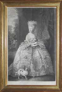 Gainsborough Queen Charlotte