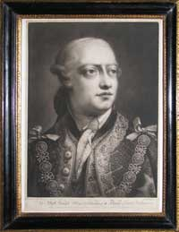 Pether Frye George III